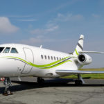 Global Jet начинает предлагать чартеры на Falcon 2000S