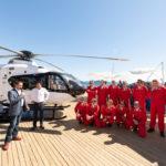HeliGroup получила первый ACH135 Helionix