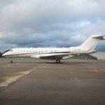 Новый чартерный Global XRS в парке Global Jet
