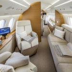 Global Jet Concept получила новый Falcon 7X