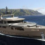 "ADMIRAL IMPERO 40 Meters Tri-deck ""Alloy"""